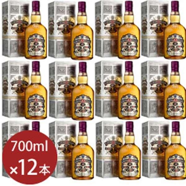 シーバスリーガル12年(700ml/12本)【ウイスキー】