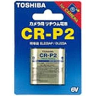 CR-P2G カメラ用電池 [1本 /リチウム]