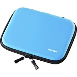 セミハードタイプ電子辞書ケース PDA-EDC31BL(ブルー)