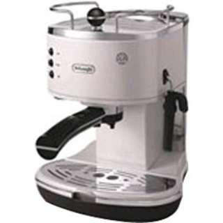 ECO310W コーヒーメーカー アイコナコレクション ホワイト