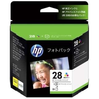 CR714AJ 純正プリンターインク 28 3色カラー