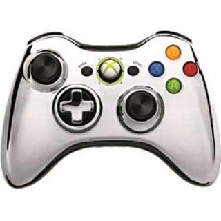 Xbox 360 ワイヤレスコントローラーSE(クローム シルバー)【Xbox360】