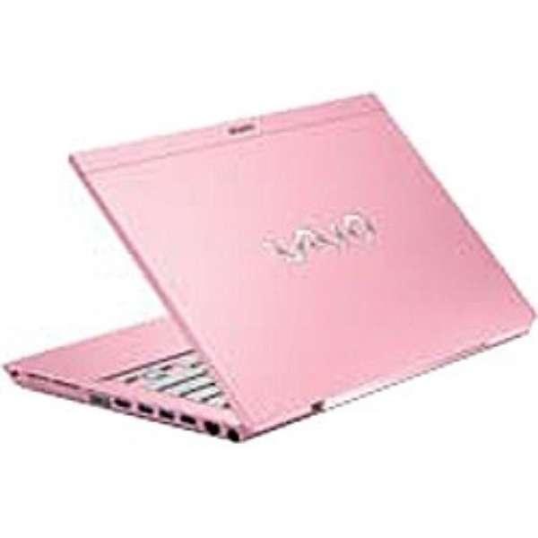SVS13116FG/P ノートパソコン VAIO Sシリーズ ピンク [13.3型 /intel Core i5 /HDD:640GB /メモリ:4GB /2012年6月モデル]