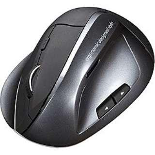 MA-ERGW4 マウス  [レーザー /5ボタン /USB /無線(ワイヤレス)]