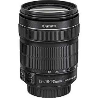 カメラレンズ EF-S18-135mm F3.5-5.6 IS STM APS-C用 ブラック [キヤノンEF /ズームレンズ]