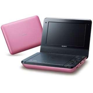 DVP-FX780 ポータブルDVDプレーヤー [7V型 /約4時間 /約4時間(バックライト最小値、ヘッドホン(別売)使用、室内で使用した場合の目安です。使用する環境やバッテリーの状態により再生時間は短くなる場合があります) /DVDビデオ CD DVD-RW/-R/-R DL(2層)(CPRM対応)