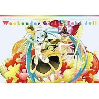 kz(livetune)×八王子P feat.初音ミク/八王子P feat.初音ミク/Weekender Girl/fake doll 初回限定盤 【音楽CD】