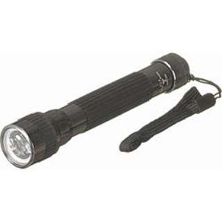 LX011CH アルミフラッシュライト クローム [LED /単3乾電池×2]