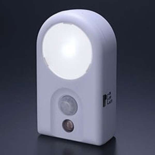 LEDセンサーナイトライト NL53WH 白