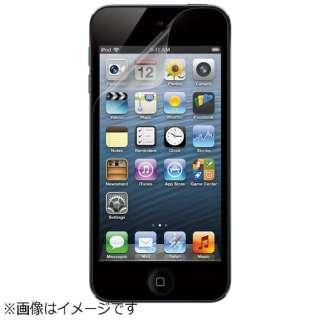 iPod touch 5G用 指紋防止液晶保護フィルム(2枚入り) F8W209qe2