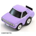 チョロQ zero Z-17b 日産 ローレル 2000SGX(紫)