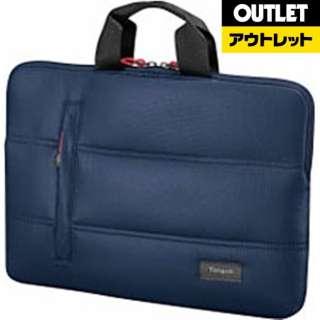 【アウトレット品】 キャリングバッグ 「Crave II Slipcase」(~11型対応・ミッドナイトブルー) TSS592AP 【生産完了品】