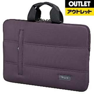 【アウトレット品】 キャリングバッグ Crave II Slipcase for MacBook (~15型対応・ダークマルーン) TSS59001AP 【外装不良品】