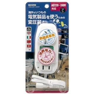 變壓器(降低變壓器、熱器具專用)(1000W)HTDC240V1000W