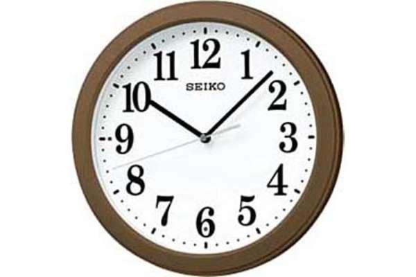 掛け時計のおすすめ21選 セイコー KX379B