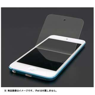 iPod touch 5G用 液晶保護フィルム(AFPクリスタルフィルムセット) PTZ-01