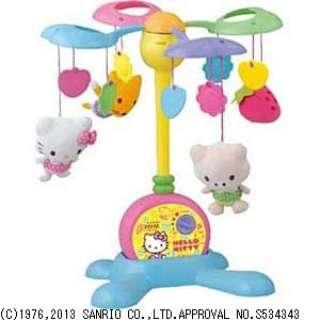 Hello Kitty やすらぎふわふわメリー