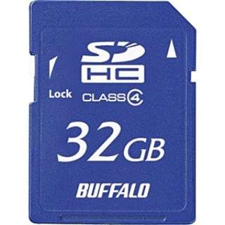 SDHCカード RSDC-SC4Bシリーズ RSDC-S32GC4B [32GB /Class4]