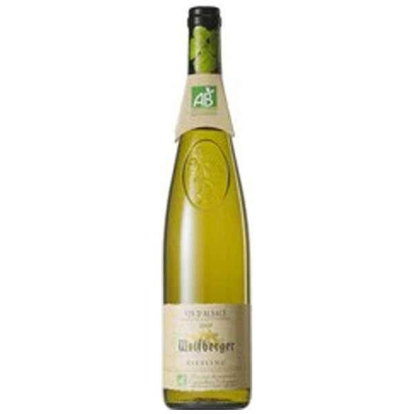 ウォルフベルジェ オーガニック・セレクション リースリング[2010] 750ml【白ワイン】