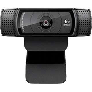C920T ウェブカメラ ブラック [有線]