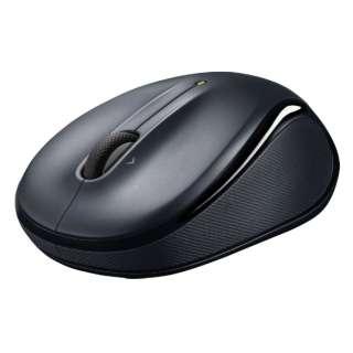 M325tDS マウス Wireless Mouse ダークシルバー  [光学式 /5ボタン /USB /無線(ワイヤレス)]