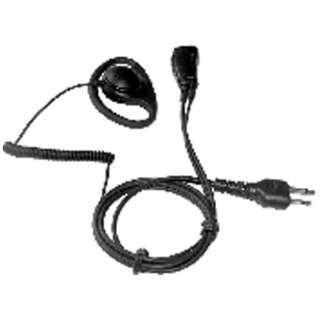 無線用イヤホンマイク イヤーループタイプ CEM200F