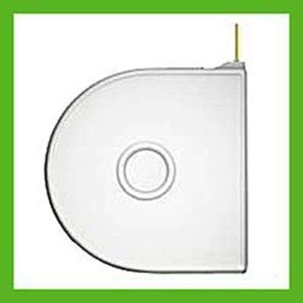 3Dプリンター Cube(キューブ)用 ABSフィラメント(樹脂カートリッジ) グリーン CUBEFGABS