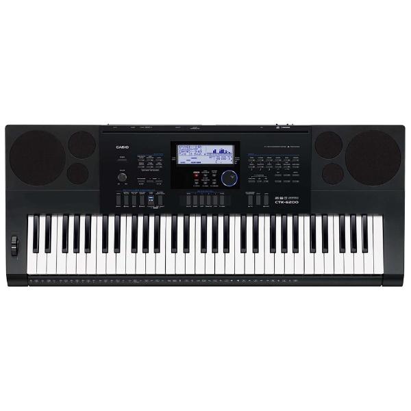 カシオ CTK-6200 電子楽器