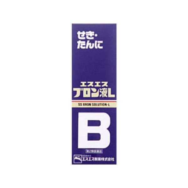 [the second kind pharmaceutical products] SS Bronn liquid L (120 mL) [dam up removing phlegm (kyotan)]