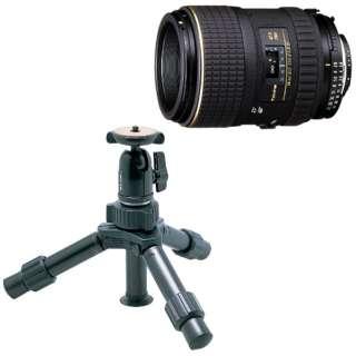 カメラレンズ AT-X100キヤノン スリック プロミニ3N [単焦点レンズ]