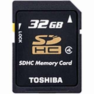 SDHCカード SD-Lシリーズ SD-L032G4 [32GB /Class4]