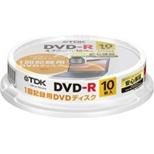 16倍速対応 データ用DVD-Rメディア(4.7GB・10枚) DR47PWC10PB-BC