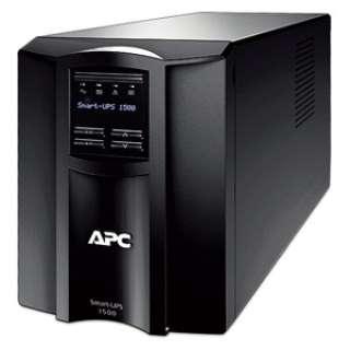 UPS 無停電電源装置 Smart-UPS 1500VA LCD 100V SMT1500J
