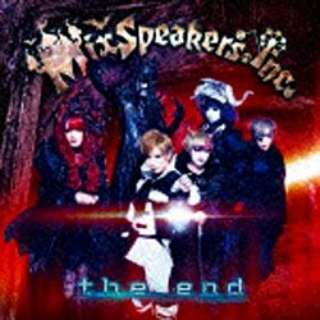 Mix Speaker's,Inc./the end 限定盤 【CD】