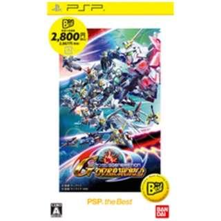 SDガンダム ジージェネレーション オーバーワールド PSP the Best【PSP】