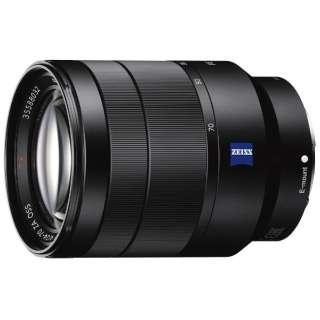 カメラレンズ T* FE 24-70mm F4 ZA OSS Vario-Sonnar ブラック SEL2470Z [ソニーE /ズームレンズ]