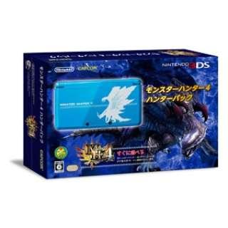 モンスターハンター4 ハンターパック 【3DS】