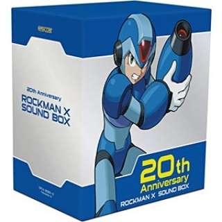 (ゲーム・ミュージック)/ロックマンX サウンドBOX 【CD】