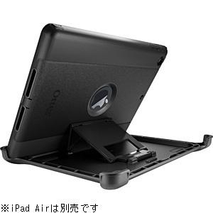 iPad Air用 Defender (ブラック/ブラック) OTB-PD-000005
