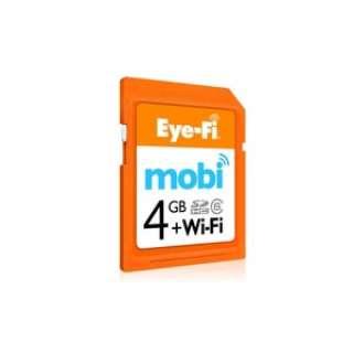 SDHCカード Mobi EFJ-MO-04 [4GB /Class6]