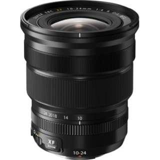 カメラレンズ XF10-24mmF4 R OIS FUJINON(フジノン) ブラック [FUJIFILM X /ズームレンズ]