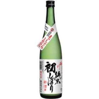 【数量限定】桃川 純米初しぼり 720ml【日本酒・清酒】