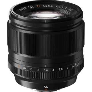 カメラレンズ XF56mmF1.2 R FUJINON(フジノン) ブラック [FUJIFILM X /単焦点レンズ]