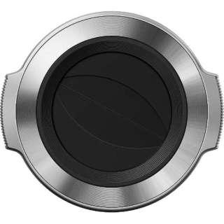 自動開閉レンズキャップ OLYMPUS(オリンパス) シルバー LC-37CSLV [37mm]