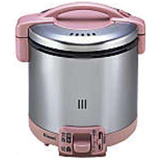 RR-055GS-D-RP ガス炊飯器 こがまる GSシリーズ ローズピンク [5.5合 /都市ガス12・13A]