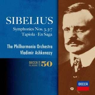 ヴラディーミル・アシュケナージ/ シベリウス:交響曲全集2 【CD】