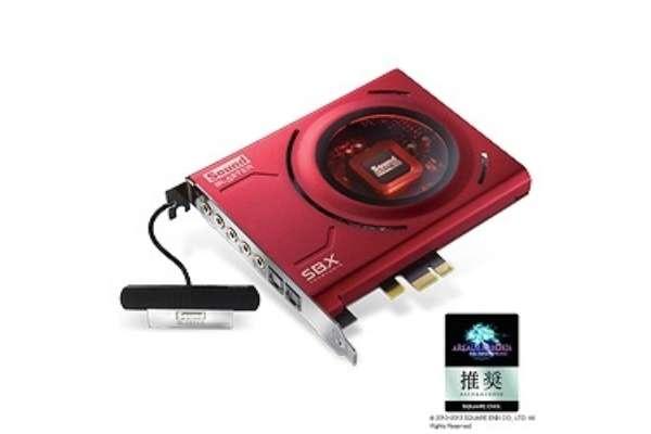 クリエイティブ・メディア「Sound Blaster Z」SB-Z