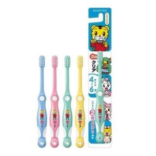サンスターDo(ドゥ) 子ども用歯ブラシ 園児用 やわらかめ 1本入り