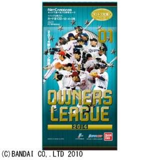 プロ野球オーナーズリーグ 2014 01(OL17)BOX