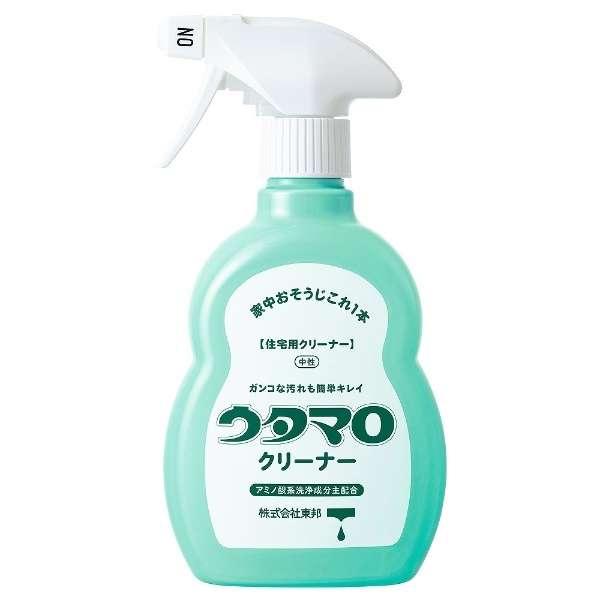 ウタマロクリーナー(400ml)〔住宅用洗剤〕